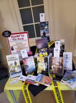 Beautiful display of our books